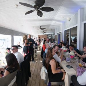 weddings at harpoon hanna's fenwick island de