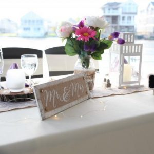 weddings at harpoon hanna's waterfront bar and restaurant DE