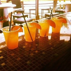4 orange crushes